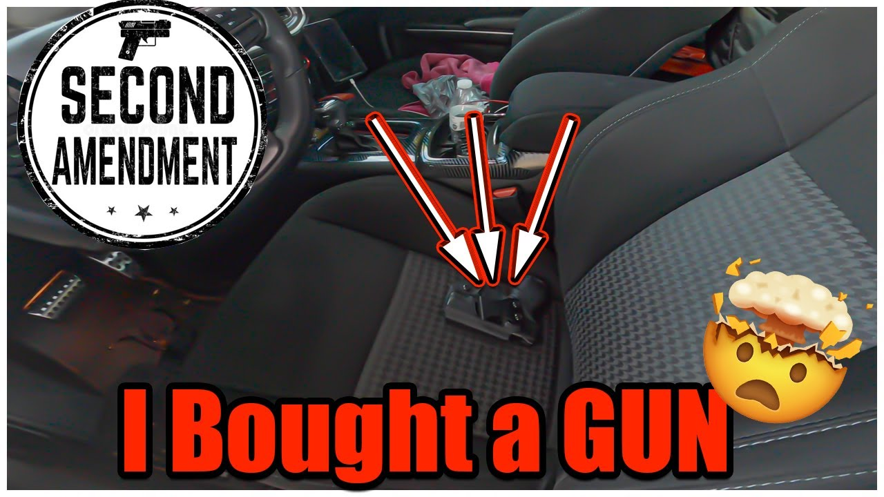 GUN OWNERSHIP is the ONLY WAY to PROTECT your DODGE CHARGER 392 SCAT PACK and YOURSELF..(MUST WATCH)