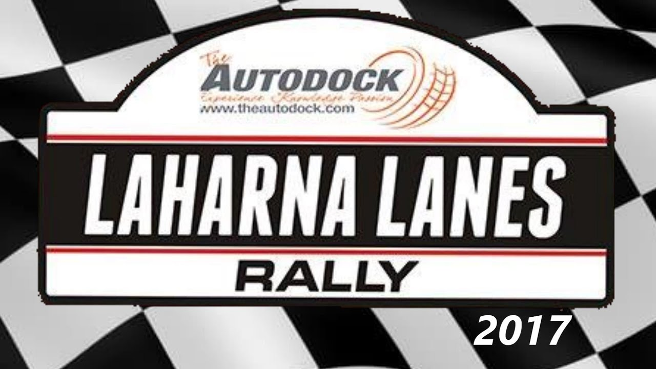 LMC - Laharna  Lanes Rally 2017