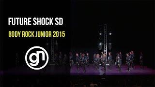 Future Shock SD - Body Rock Junior 2015 (Official 4K) @cultureshocksd @geraldnonadoez