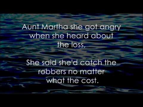 Aunt Martha's Sheep -  Dick Nolan - Lyrics ,