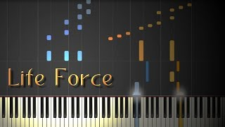 Life Force – Piano Composition (Synthesia)
