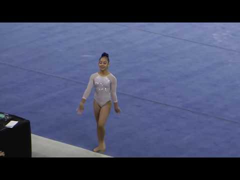 Camila Siqueira Almeida - Floor - 2019 WOGA Classic