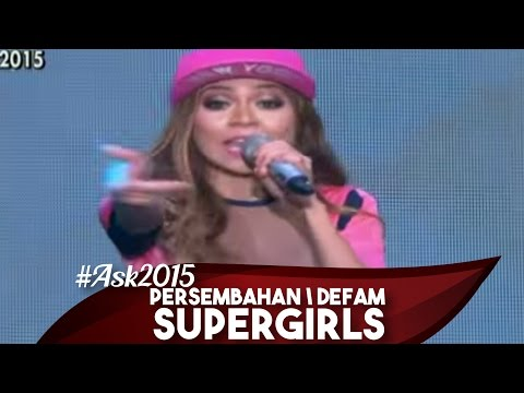 #ASK2015 - Supergirl by De Fam