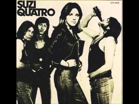 Suzi Quatro - All Shook Up