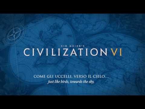 "Christopher Tin - Sogno di Volare (""The Dream of Flight"") (Civilization VI Main Theme)"
