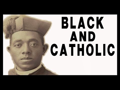 Difficult being black and walking into a Catholic Church?