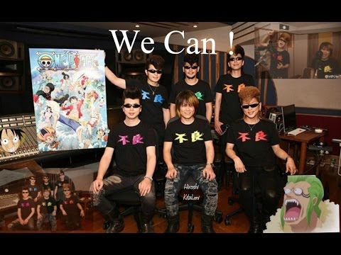 We Can! Opening 19 (New Opening of One Piece) ♡ Preview