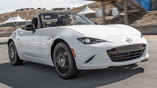 2016 Mazda MX-5 Miata Hot Lap! - 2015 Best Driver's Car Contender