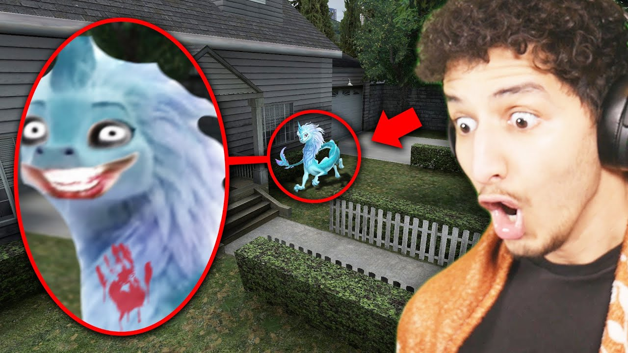 If You See CURSED SISU Outside Your House, RUN AWAY FAST... (Raya And The Last Dragon)