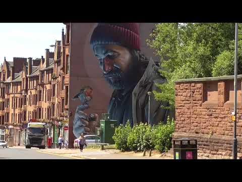 Visit Glasgow: Walk Around the Fantastic City Centre