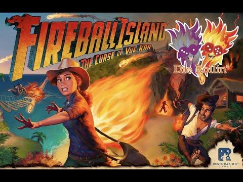 Fireball Island: The Curse of Vul-Kar Review