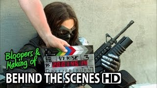 Captain America: The Winter Soldier (2014) Making of & Behind the Scenes (Part2/3)