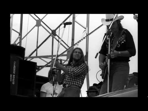 Marshall Tucker Band This Ol' Cowboy Live 1975 Awesome Guitar Solo Stompin Room Only Old Ole
