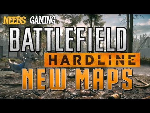 Battlefield Hardline: Criminal Activity - New Maps!