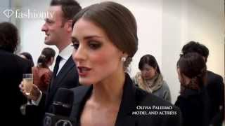 Rochas Fall 2012 - Hofit Golan Interviews Olivia Palermo, The Face of Rochas Fragrance | FashionTV