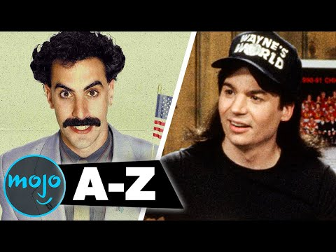 The Best Comedy Movies Of All Time From A To Z