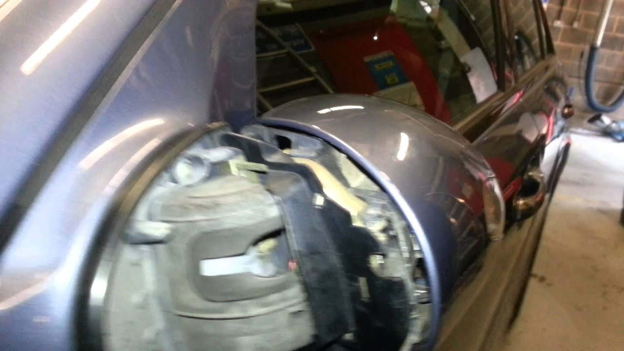 Mercedes Gl Cdi Driver Side Mirror Assembly