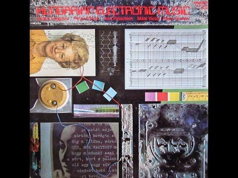 Hungarian Electronic Music (FULL ALBUM, electronic / musique concrète, Hungary, 1979)