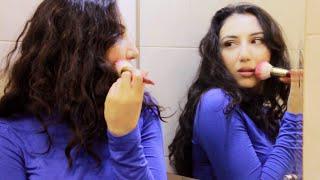 ASMR Romantic MakeUp ~ CloseUp Whisper [ENG/FR] ASMR Français Maquillage