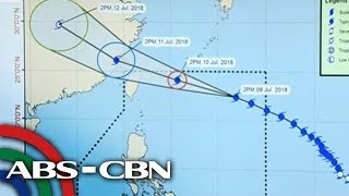 WATCH: PAGASA 5pm updaate on typhoon Gardo | 9 July 2018
