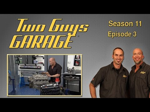Evolution of the LS Engine | Two Guys Garage | Season 11 | Episode 3