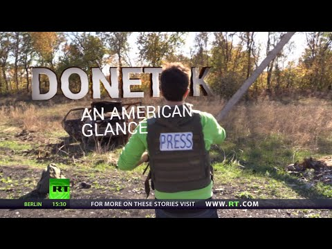 Donetsk Warzone: First-hand account from E. Ukraine (RT Documentary)