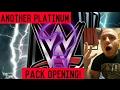 WWE SUPERCARD SEASON 3 - ANOTHER PLATINUM PACK OPENING! TEAM BATTLEGROUND REWARDS!
