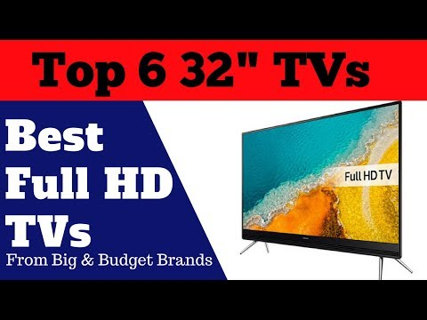 Best Budget 32 inches FHD TVs | Review