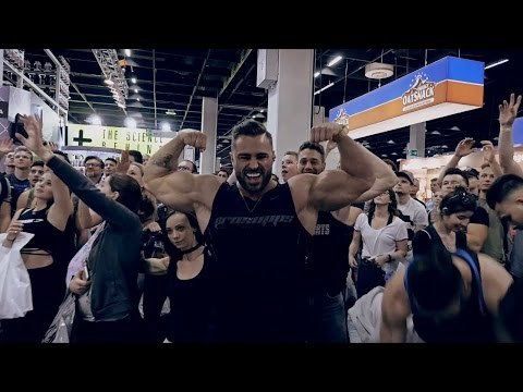 Fibo expo | Going from nothing to something