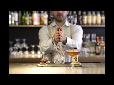 Cocktail In Motion : Old Manhattan