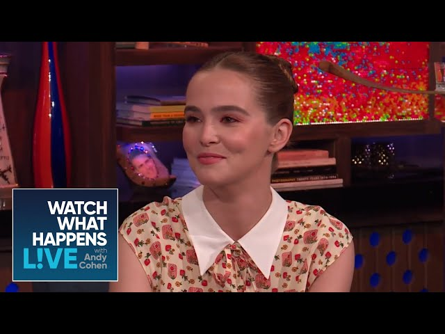 Zoey Deutch Describes James Franco S Kissing Style As Meh