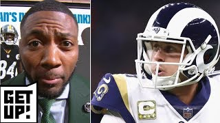 Rams over Saints, Ryan Clark empathic about his top team in NFL Power Rankings | Get Up!