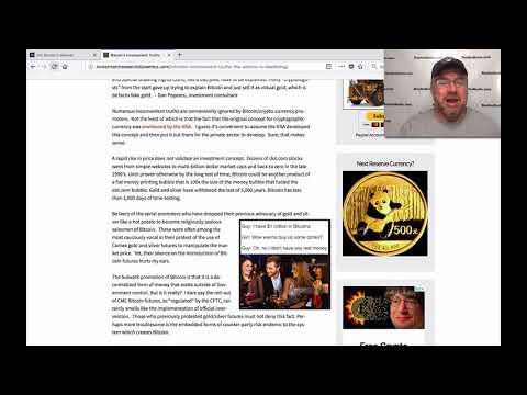 Misunderstanding of the Crypto Shift! (Bix Weir)