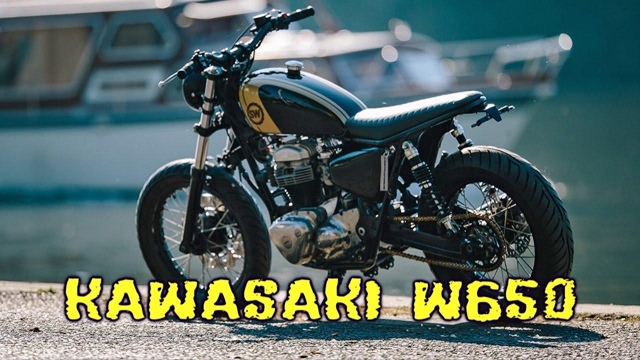 Kawasaki W650 Custom Youtube