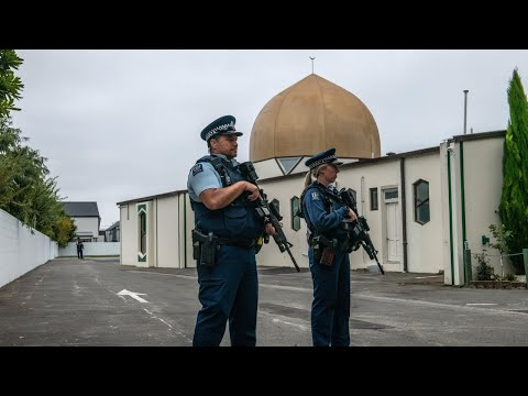 New Zealand suspect charged with terrorism