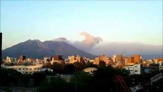毎日桜島の動画を投稿しています。 チャンネル登録をお願いします! htt...