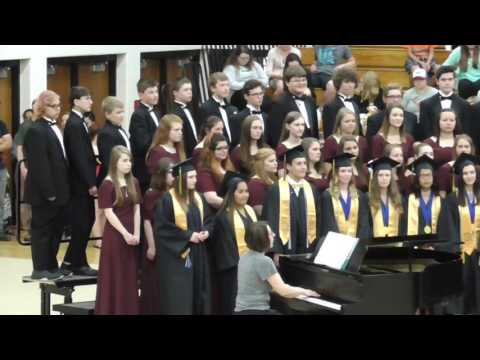 Musical Selection-- Chequamegon High School Concert Choir