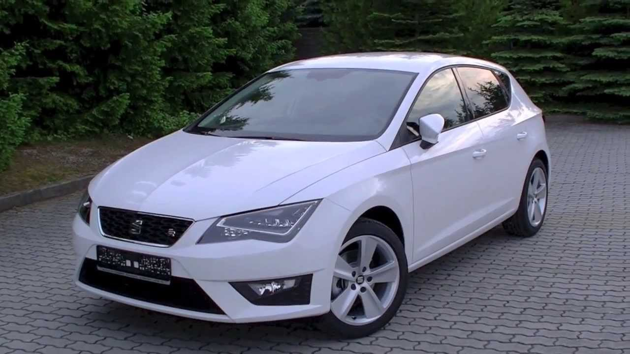 foto de Seat Leon FR weiß Test/Review Deutsch HD YouTube