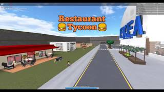 How to play Restaurant Tycoon(Roblox)
