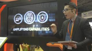 ST Engineering's Smart City Show & Tell