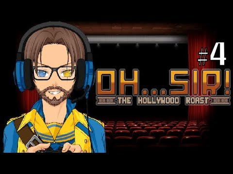 Let's Play Oh...Sir! The Hollywood Roast part 4/13: Tea Time With Crusty Robes |