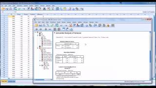Pretest and Posttest Analysis Using SPSS