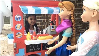 The Day Anna Forgets to Make Breakfast | Toys Academy