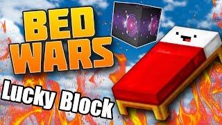 THỬ THÁCH CHIẾN THẮNG CỪU TRONG LUCKY BLOCK BEDWARS ** FUTURE LUCKY BLOCK BEDWARS
