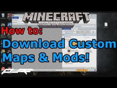 Minecraft Xbox 360: How to Download Custom Maps & Mods
