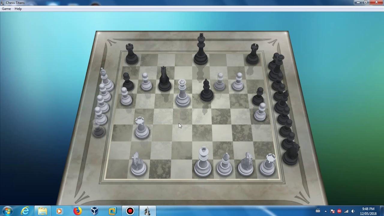 chess titan windows 8.1