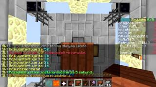 Minecraft Skywars- #3 S HACKUJE TEN SERWER