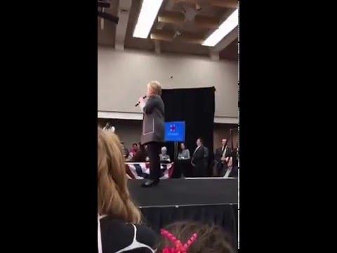 Hillary Clinton at GMU