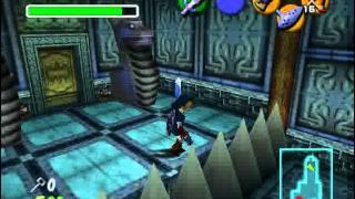 Zelda : Ocarina of Time - [Soluce - 084. Temple de l'Eau]