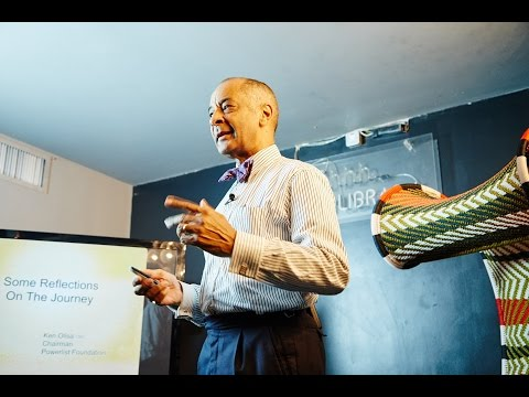 Ken Olisa - Breaking Through To The Top Of Society - Success